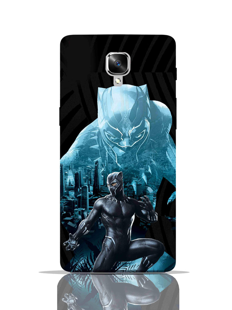 Black Panther Wakanda Pro Case One Plus 3