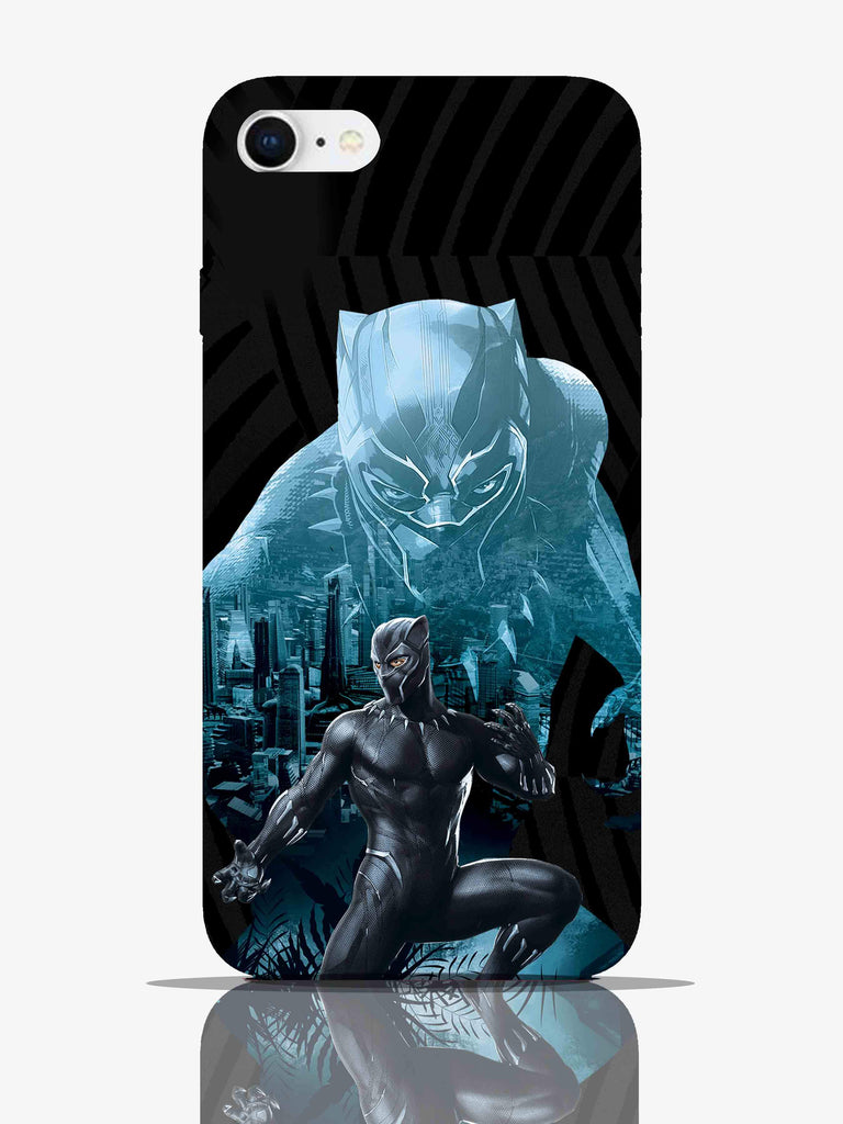 Black Panther Wakanda Pro Case iPhone 8
