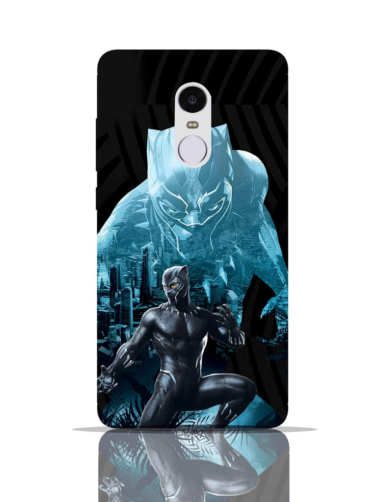Black Panther Wakanda Pro Case RedMi Note 4