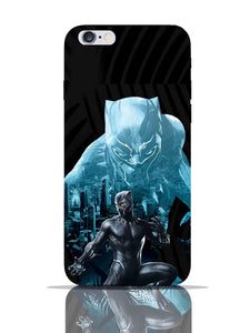 Black Panther Wakanda Pro Case iPhone 6/6s