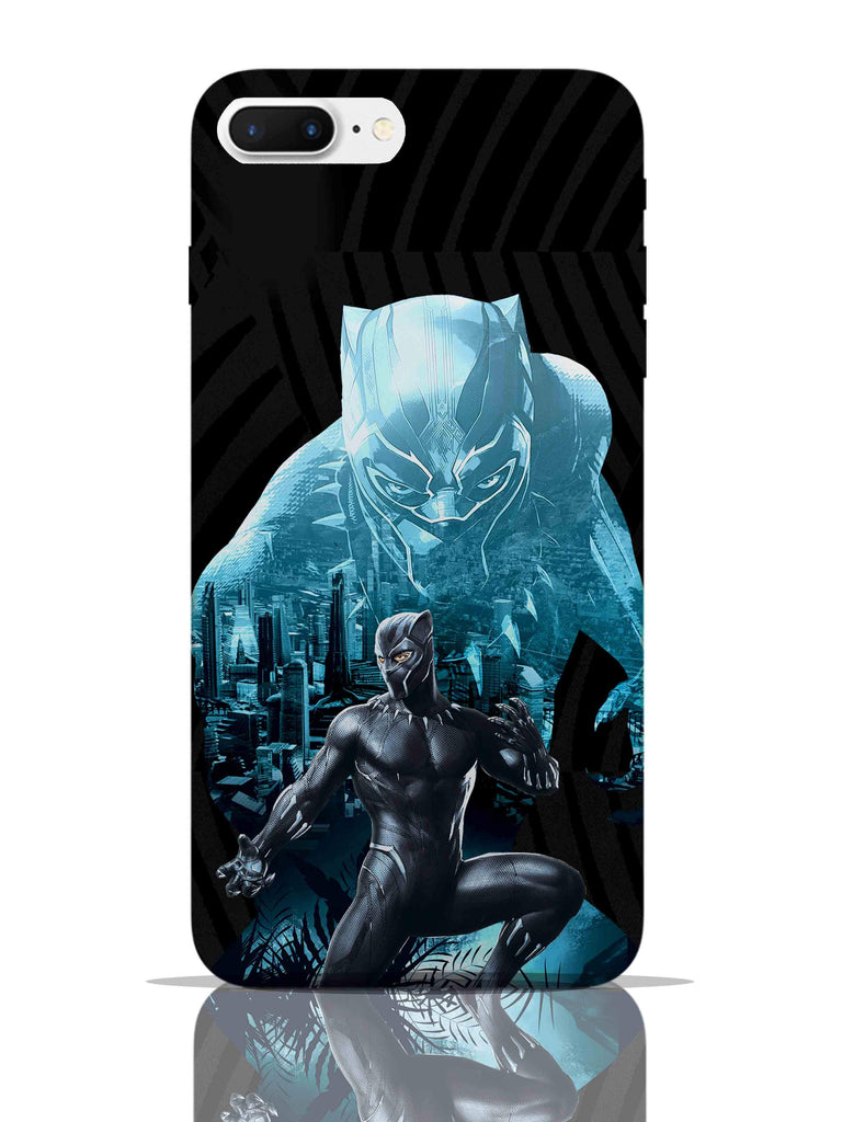 Black Panther Wakanda Pro Case iPhone 7 Plus