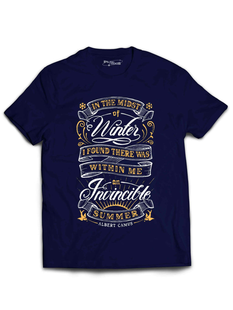 Invincible Summer Tee