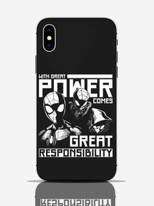 SpiderVerse Pro Case iPhone X