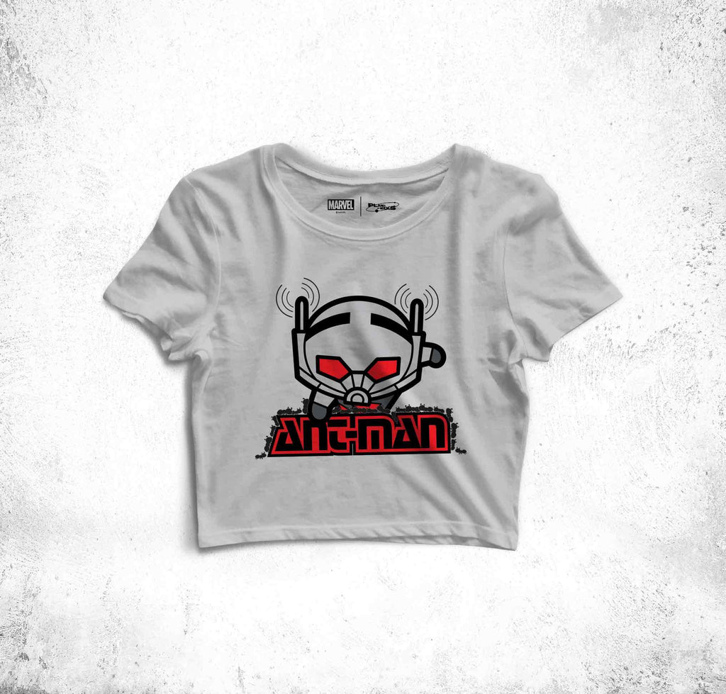 Ant-Man Fun Toon Crop Top