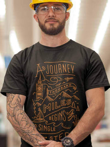 Journey of a Thousand Mile Tee