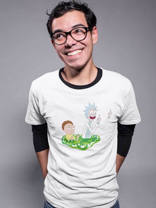 'Adventures of Rick and Morty' Tee