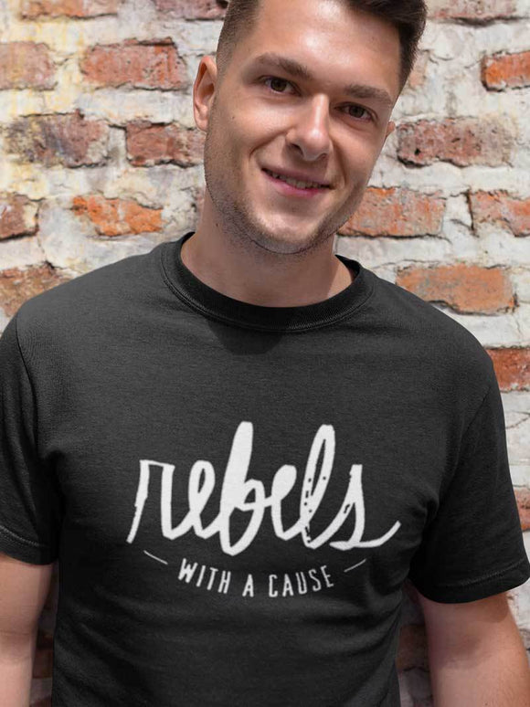 Rebels with a Cause Tee