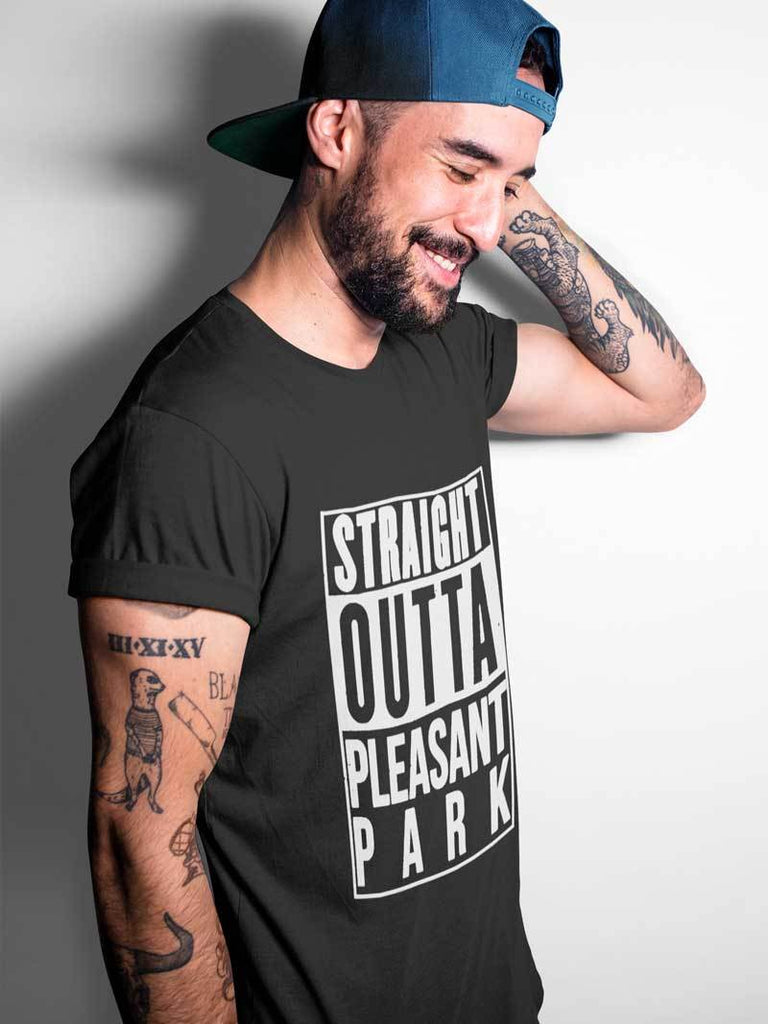 'Straight Outta PP' Tee