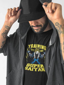 Training' Super Saiyan Tee