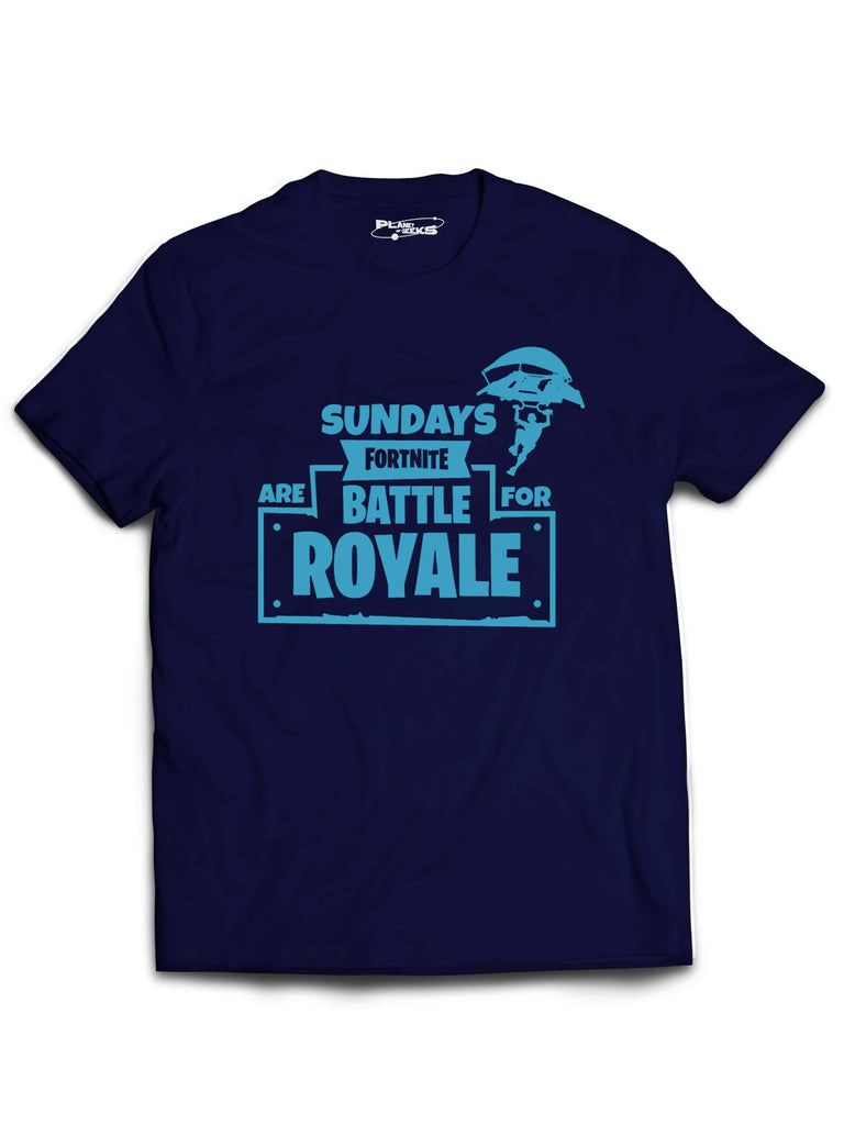 'Fortnite Sundays' Tee
