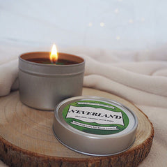 neverland candle