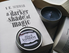 black london candle