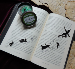 peter pan candle neverland