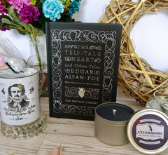 nevermore candle