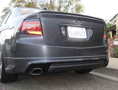 2004 2005 2006 2007 2008 ACURA TL OEM ASPEC STYLE REAR LIP KIT #AEROW90009