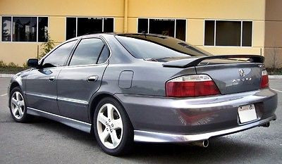 ACURA TLS ASPEC STYLE TYPES SIDE SKIRT - 2003 acura tl body kit