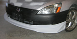 2003 2004 2005 HONDA ACCORD COUPE WINGS STYLE FRONT LIP KIT