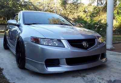 ACURA TSX ASPEC STYLE FRONT LIP BODY KIT Aeroworks - 2004 acura tl front lip