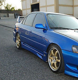 1993 1994 1995 1996 1997 TOYOTA COROLLA TRD GTEC STYLE SIDE SKIRTS BODY KIT