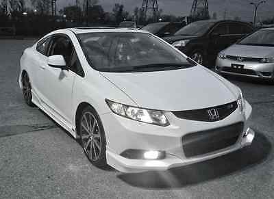 NEW 2012 2013 HONDA CIVIC HFP STYLE FRONT LIP COUPE 2 DOOR 13 14