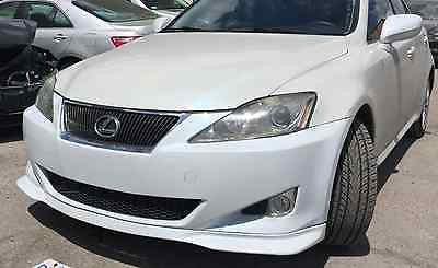 2006 2007 2008 TECHNO FABULOUS STYLE LEXUS IS250 IS350 FRONT LIP