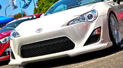 NEW SCION FRS FR-S LOWER FRONT SPOILER LIP S STYLE DIFFUSER BODY KIT