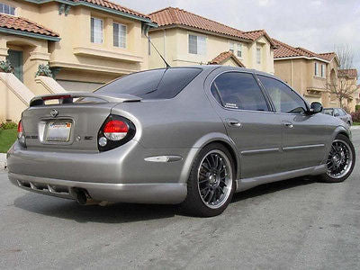 2000 2001 2002 2003 NISSAN MAXIMA STILLEN STYLE REAR LIP BODY KIT SPOILER