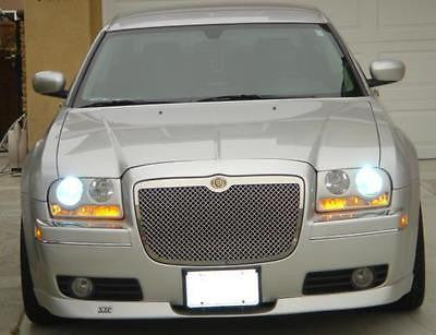 2005 2006 2007 2008 CHRYSLER 300 TOURING VIP SHINE STYLE FRONT LIP KIT