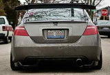 NEW 2006 07 08 09 10 11 HONDA CIVIC BOTTOM REAR DIFFUSER AERO DYNAMIC J STYLE