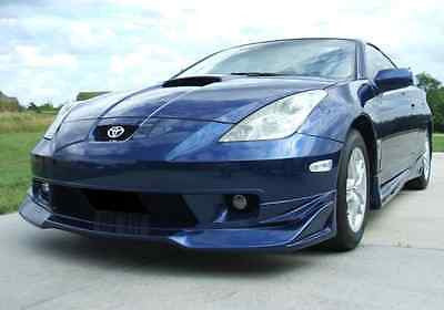 2000 2001 2002 TOYOTA CELICA VISAGE STYLE FRONT LIP KIT