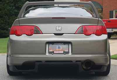 2002 2003 2004 2005 2006 ACURA RSX JS RACING STYLE REAR DIFFUSER KIT SPOILER DC5 #AEROW90008