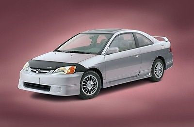 2001 - 2003 HONDA CIVIC ASPEC AERO HFP STYLE FRONT LIP COUPE SEDAN