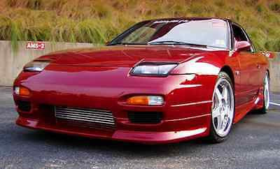 1991 1992 1993 NISSAN 240SX 180SX JDM EAST BEAR BOMEX STYLE FULL LIP BODY KIT