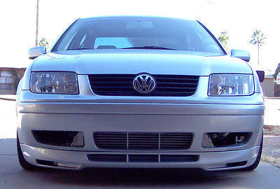 1999 2000 2001 2002 2003 2004 2005 VOLKSWAGEN JETTA GLI STYLE FULL KIT WITH DUAL EXHAUST OUTLET MK4 BORA