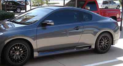2008 2009 2010 2011 NISSAN ALTIMA S STYLE SIDE SKIRT LIP BODY KIT COUPE 2