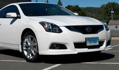 2010 2011 2012 NISSAN ALTIMA S STYLE FRONT LOWER LIP BODY KIT COUPE 2 Door