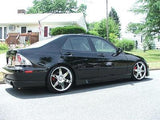 2001 2002 2003 2004 2005 LEXUS IS300 JP VISAGE STYLE FULL LIP BODY KIT