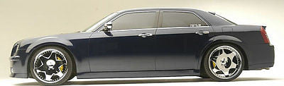 2005 2006 2007 2008 CHRYSLER 300 TOURING VIP SHINE STYLE SIDE SKIRTS LIP KIT