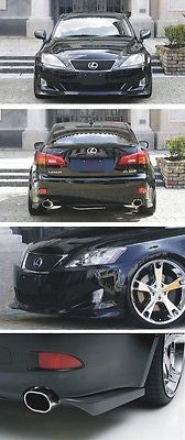 2006 2007 2008 FABULOUS STYLE LEXUS IS250 IS350 FULL LIP BODY KIT