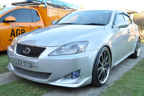 2006 2007 2008 TRD STYLE LEXUS IS250 IS350 FRONT LIP