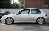 1999 2000 2001 2002 2003 2004 2005 VOLKSWAGEN GOLF 20th 337 STYLE SIDE SKIRTS MK4