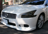 2009 2010 2011 2012 MAXIMA S STYLE FRONT LIP KIT SPOILER