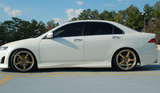 2004 - 2008 ACURA TSX MUGEN STYLE SIDE SKIRT BODY KIT