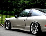 1989 1990 1991 1992 1993 NISSAN 240SX 180SX JDM TYPE-X STYLE SIDE SKIRT BODY KIT KA24E
