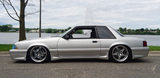 1979 - 1993 FORD MUSTANG FOX DECH STYLE SIDE SKIRTS LIP BODY KIT