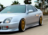 1997 1998 1999 2000 2001 HONDA PRELUDE MUGEN STYLE SIDE SKIRTS KIT