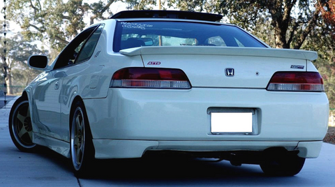 1997 1998 1999 2000 2001 HONDA PRELUDE MUGEN STYLE REAR LIP KIT