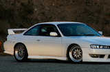 1995 1996 1997 1998 NISSAN 240SX S14 FACTORY STYLE SIDE SKIRTS