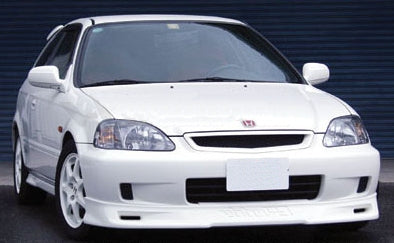 1999 2000 HONDA CIVIC GREDDY STYLE FRONT LIP KIT SPOILER