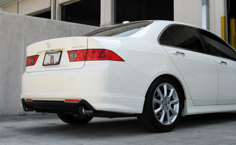 2006 - 2008 ACURA TSX ASPEC STYLE REAR LIP KIT